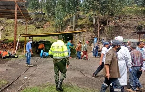 У Колумбії на шахті стався вибух, 11 жертв