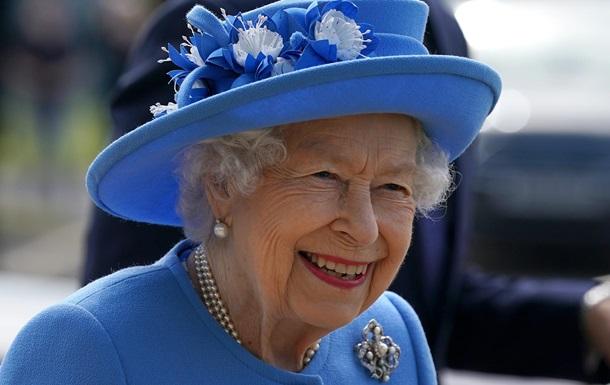 Королева Британії привітала українців з Днем Незалежності