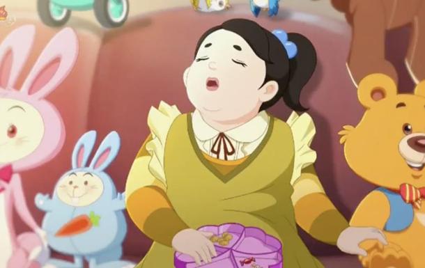У Північній Кореї вийшов мультфільм про шкоду зайвої ваги