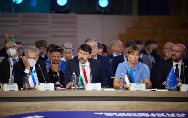 Глава Естонії оцінила шлях України в ЄС у 20 років