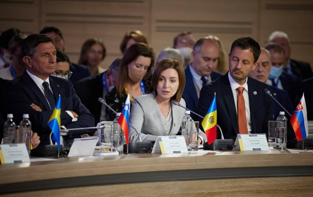 Глави України, Польщі та Румунії прибудуть до Кишинева