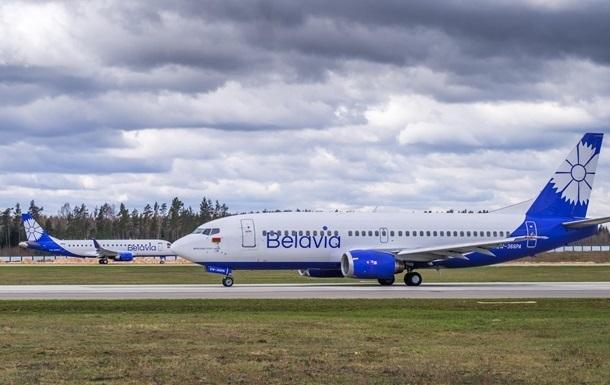 Белавіа продовжила скасування рейсів в Україну