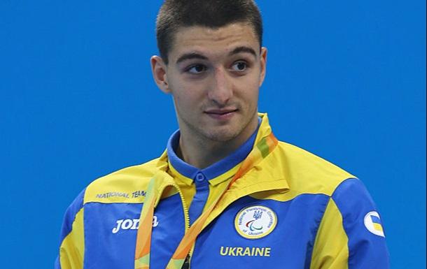 Кріпак приніс Україні срібло у плаванні на Паралімпіаді