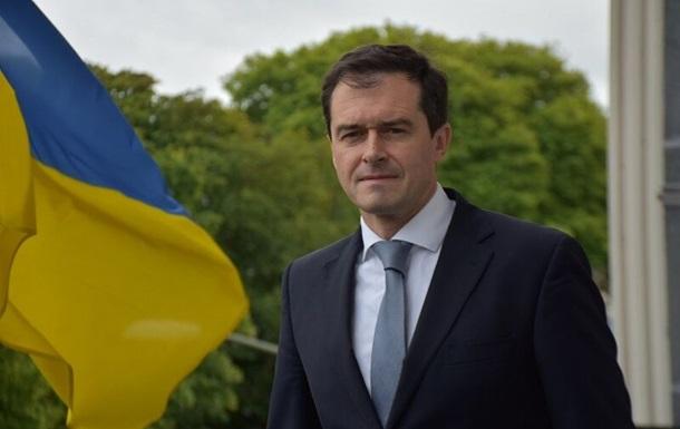 Зеленський підписав указ про призначення представника України при ЄС