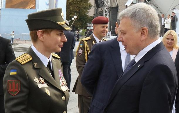 У ЗСУ з явилася перша жінка-бригадний генерал