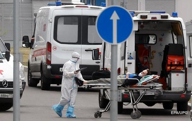 У Росії оновлено рекорд за COVID-смертністю
