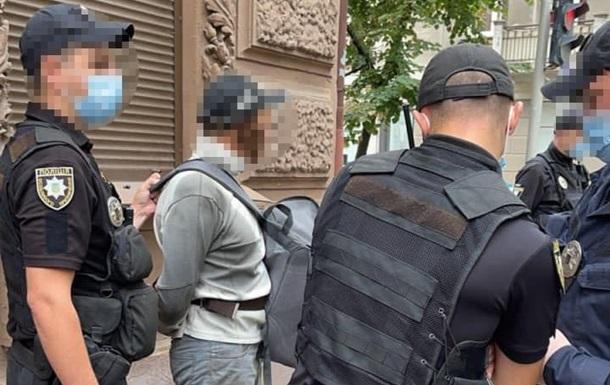 У Києві затримали палія офісу омбудсмена