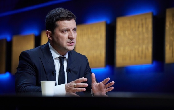 Зеленський заявив про очищення правоохоронної системи
