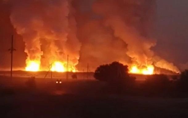 Вибухи на складах у Казахстані: загинули чотири людини