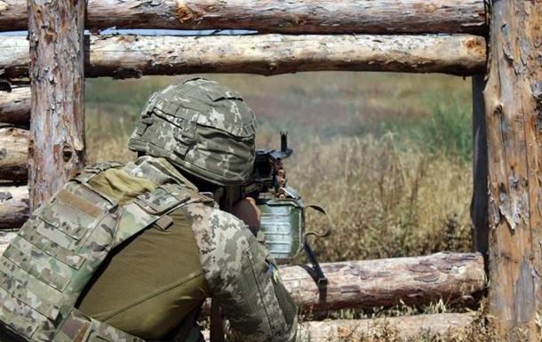 Доба в ООС: три обстріли, поранений боєць ЗСУ