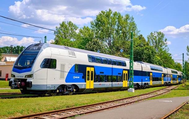 Україна візьме €500 млн на закупівлю і виробництво поїздів Stadler