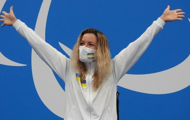 Денисенко - срібна призерка Паралімпіади