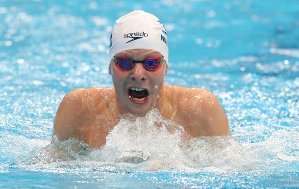 Трусов побив світовий рекорд, але завоював тільки срібло