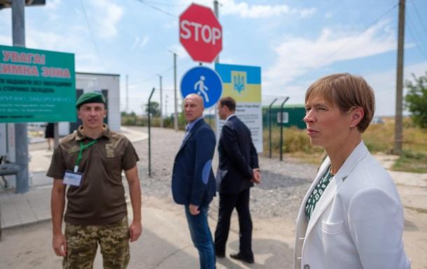 20 років до ЄС, в НАТО - з Кримом. Естонія про Україну