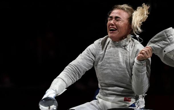 Українські фехтувальниці стали срібними призерами Паралімпіади-2020