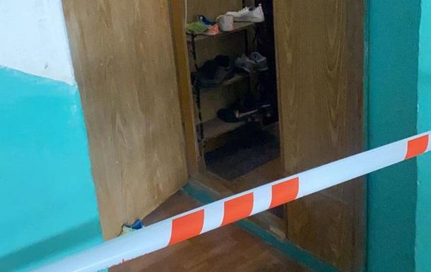 В Киеве в квартире нашли расчлененное тело женщины