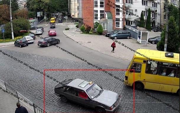 Во Львове застрелили таксиста