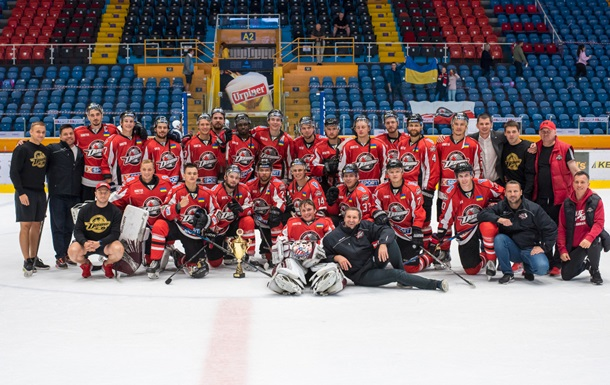 ХК Донбасс впервые выступит в Хоккейной Лиге Чемпионов