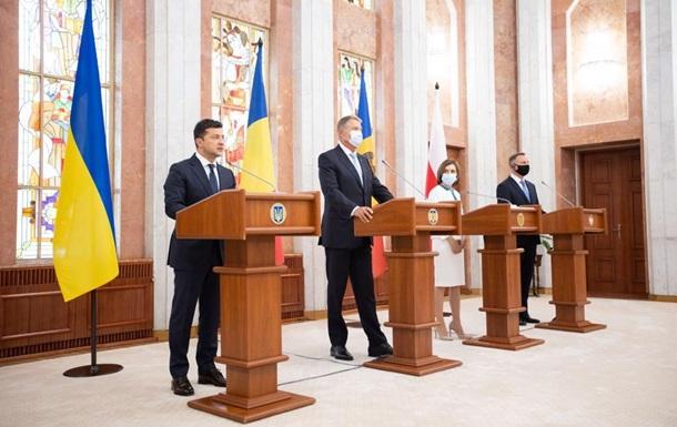 Зеленський запропонував Кримську платформу для деокупації інших територій