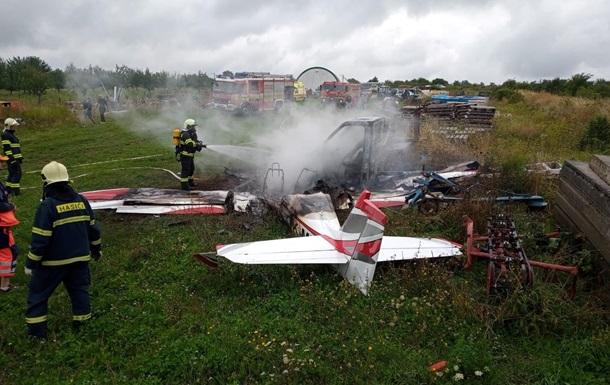 У Словаччині розбився літак: троє загиблих