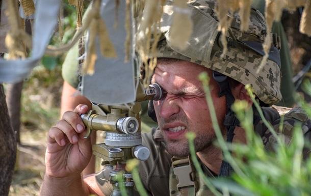 На Донбассе семь обстрелов за сутки, погиб военный