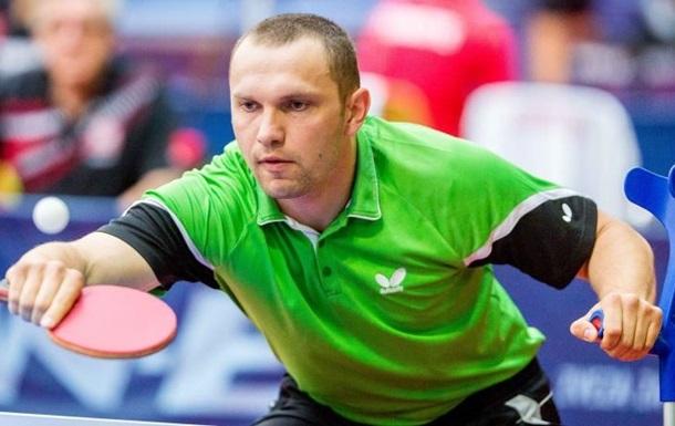 Два фінали і дві бронзи: українці гарантували чотири медалі в настільному тенісі