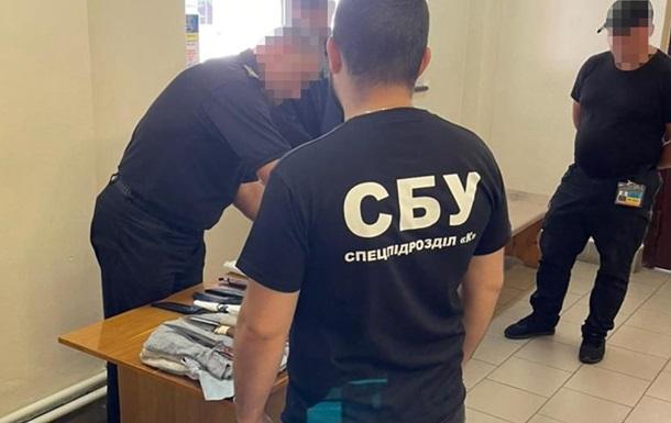 У Кропивницькому виявили схованку зброї