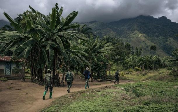 У ДР Конго бойовики вбили 19 мирних жителів
