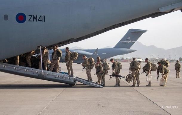 Ми почали відходити : військові США залишають аеропорт Кабула