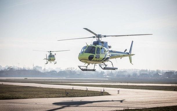 Україна отримає від Франції вертольоти