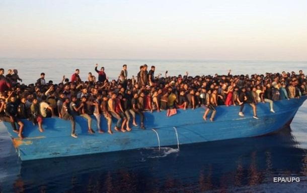 Береговая охрана Италии спасла сотни мигрантов