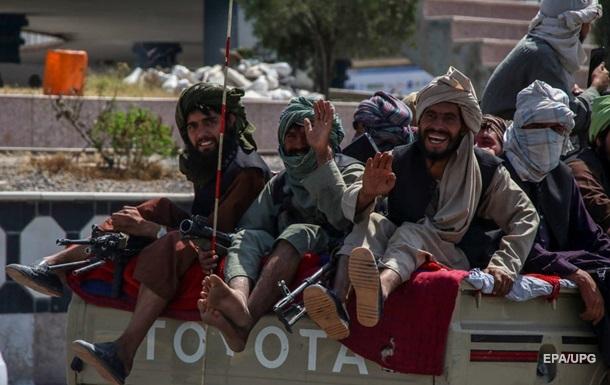 Таліби повідомили про формування нового уряду Афганістану