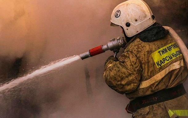 В Казахстане произошел новый взрыв на складе боеприпасов, где был пожар