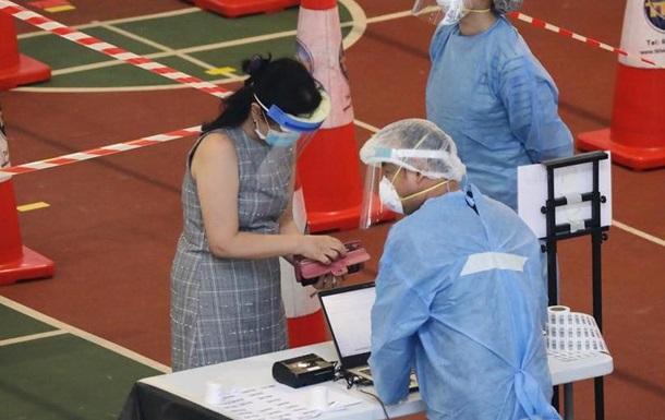 У Сінгапурі повністю вакцинували 80% населення