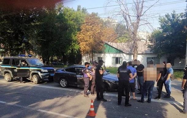У центрі Запоріжжя сталася стрілянина, поранено п ять осіб