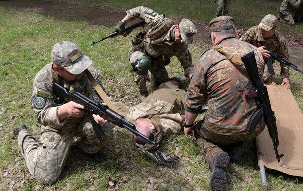Доба в ООС: двоє військових ЗСУ поранені