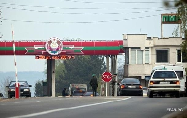 Украина запретит въезд авто на номерах Приднестровья