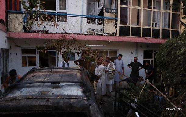 Пентагон озвучив подробиці вибуху в Кабулі