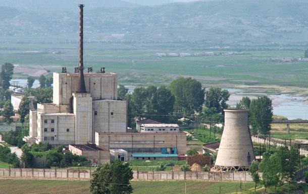 СМИ: КНДР возобновила работу плутониевого реактора