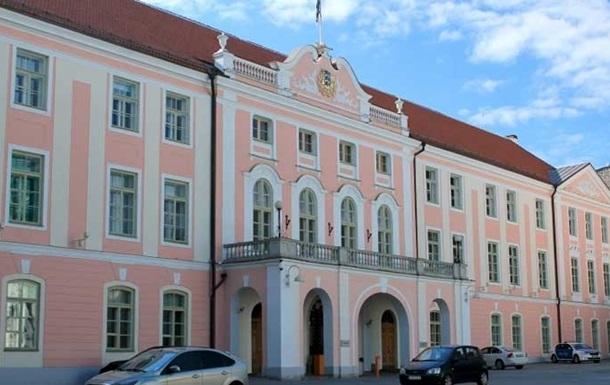 В Естонії на пост президента претендує тільки один кандидат