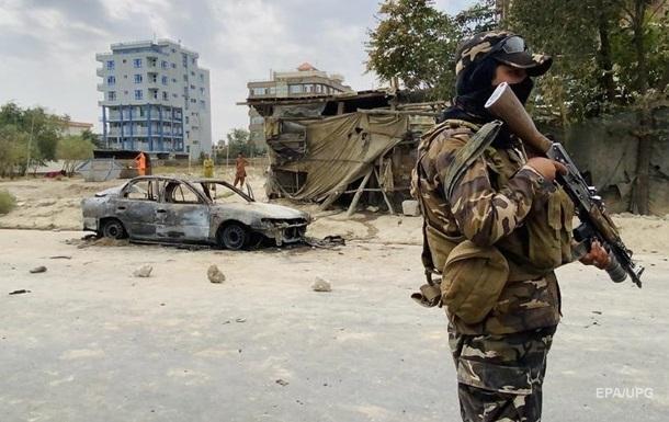 У Кабулі внаслідок авіаудару США загинули дев ять цивільних