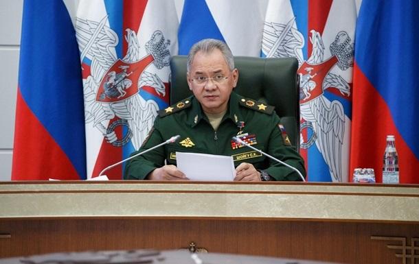 Министр бороны РФ оценил угрозу со стороны Украины