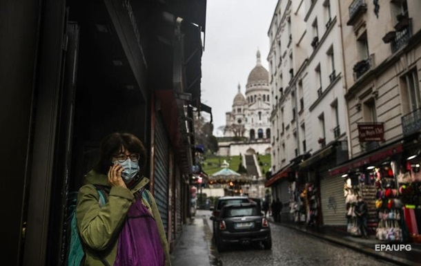 В Париже ввели новые ограничения скорости