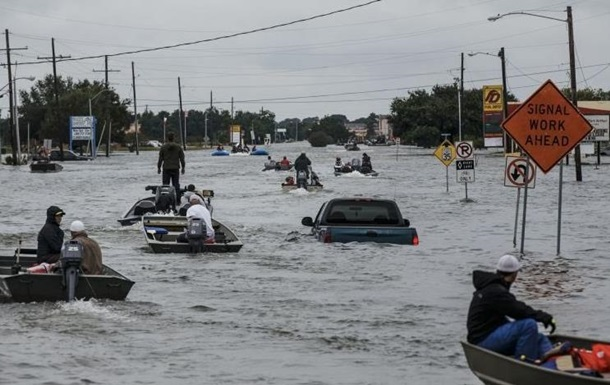 Ураган Іда у США ослаб