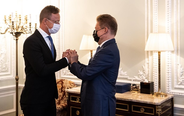Венгрия заключила с РФ 15-летний контракт на поставку газа