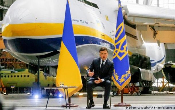 Літаки для Зеленського. Чи потрібна Україні державна авіакомпанія