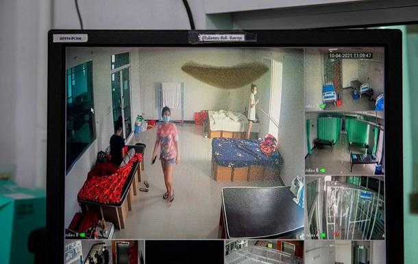 В одному з COVID-госпіталів Таїланду влаштовували оргії