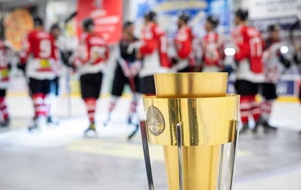 Состоялся десятый Открытый кубок Донбасса по хоккею