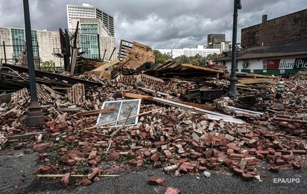 Миллион без электричества. В США пришел ураган Ида