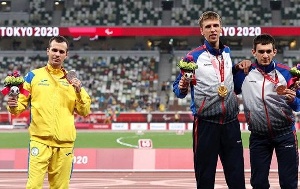Український спортсмен відмовився від фото з росіянами на нагородженні
